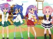 Juego Lucky Star Dressup