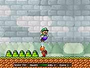 Juego Luigi Revenge