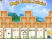 Juego Magic Towers Solitaire