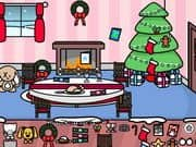 Juego Make A Scene Christmas Room