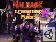 Juego MalDark El Conquistador de Mundos