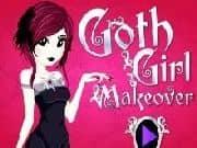 Juego Maquilla Chica Goth