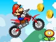 Juego Mario Acrobatic Bike
