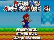 Juego Mario Adventure 2