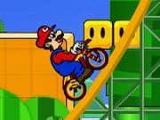 Juego Mario Bmx Adventure