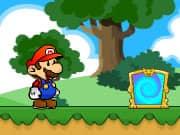 Juego Mario Bros Bosque Peligroso