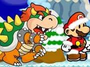 Juego Mario Bros Tiempo de Invierno