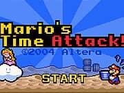Juego Mario Bros Time Attack - Mario Bros Time Attack online gratis, jugar Gratis