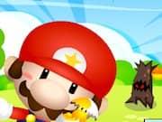 Juego Mario Bros vs Monstruo