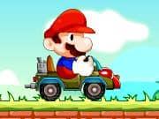 Juego Mario Car Run