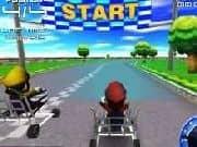 Juego Mario Cart