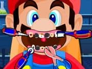 Juego Mario Dental Care