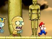 Juego Mario Egipto Run