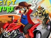 Juego Mario Egypt Adventure