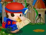 Juego Mario Explorador de Castillos Antiguos