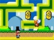Juego Mario Gentleman Bros