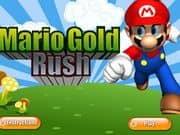 Juego Mario Gold Rush