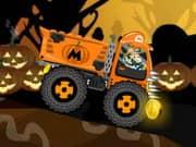 Juego Mario Halloween Truck
