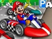 Juego Mario Kart Parking