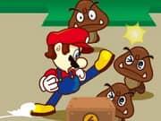 Juego Mario Kick Ass