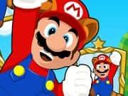Juego Mario Mirror Forest