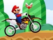 Juego Mario Motorbike Ride