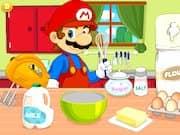 Juego Mario Mushroom Cupcakes