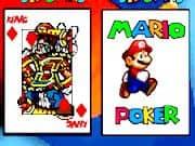 Juego Mario Poker