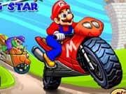 Juego Mario Racing Star