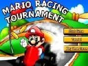 Juego Mario Racing Torneo