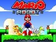 Juego Mario Robot