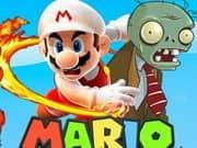 Juego Mario Shoot Zombie