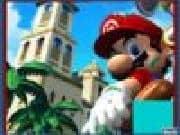 Juego Mario Sliding Puzzle