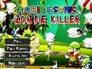 Juego Mario Sonic Zombie