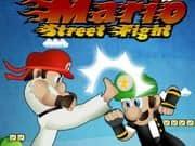 Juego Mario Street Fight
