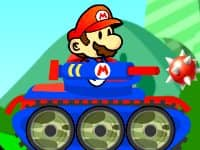 Juego Mario Tanque de Guerra