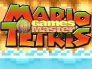Juego Mario Tetris Master