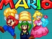 Juego Mario Treasure Hunt