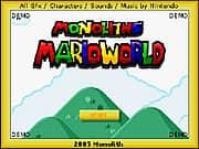 Juego Mario World Mundo Desconocido