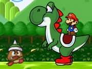 Juego Mario Yoshi Adventure 2