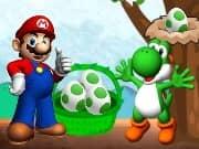Juego Mario Yoshi Eggs 2