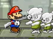 Juego Mario Zombie Rampage