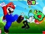 Juego Mario vs Zombies