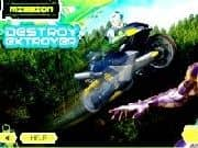 Juego Max Steel Destruye Extroyer