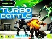 Juego Max Steel Turbo Batalla