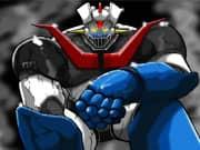 Juego Mazinger Z contra el Robot Erizo