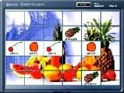 Juego Memorama de Frutas