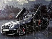 Juego Mercedes McLaren Ropecabezas