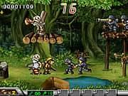 Juego Metal Slug 4 Rampage