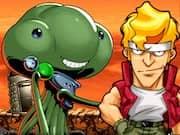 Juego Metal Slug Aliens Attack